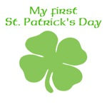 My First St. Patrick's Day Shamrock