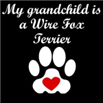 Wire Fox Terrier Grandchild