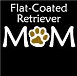 Flat-Coated Retriever Mom