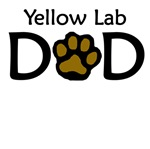 Yellow Lab Dad