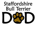 Staffordshire Bull Terrier Dad