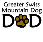 Greater Swiss Mountain Dog Dad