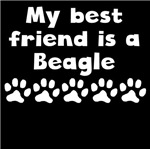 My Best Friend Is A Beagle