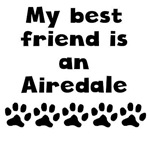 My Best Friend Is An Airedale