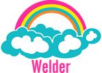 Rainbow Cloud Welder