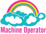 Cloud Rainbow Machine Operator