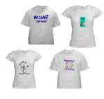 Over 200 Massage T-Shirts
