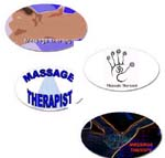 Massage Stickers