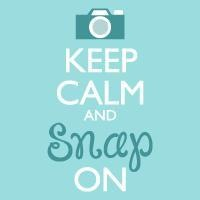Keep Calm and Snap On