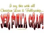 New! Christian Love & Fellowship