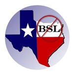 No BSL in Texas