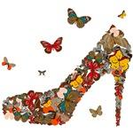 Butterflies and Heels