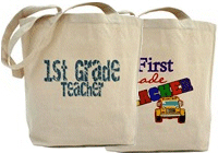 Miscellaneous Teacher Tote Bags