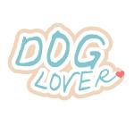 Dog Lover Aqua/Peach