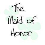 Pastel Flowers Maid of Honor