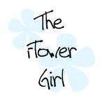 Pastel Flowers Flower Girl