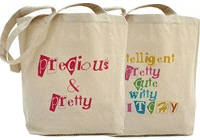 Text Only Totes!