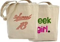 Teen Tote Bags!
