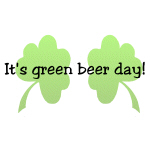 It's Green Beer Day!