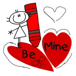 Be Mine Valentine's Day T-shirts and Gifts