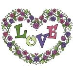 Love Hearts Tshirts and Gifts