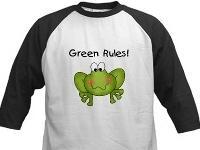 Frog Baseball Jerseys