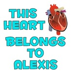 This Heart: Alexis (B)