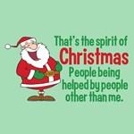 Seinfeld on Christmas