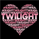 Twilight Heart T-Shirts