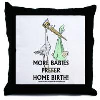 More Babies Prefer Home Birth