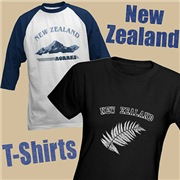 New Zealand T-Shirts