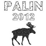 Sarah Palin 2012 Moose