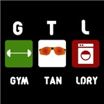 Gym Tan Laundry T-Shirts