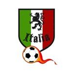 Italian Soccer T-Shirts