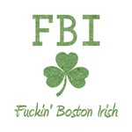Funny Boston Irish T-Shirts