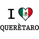 I Love Queretaro T-Shirts