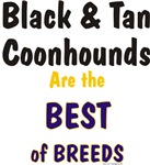Black & Tan Coonhound Best of Breeds Products