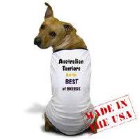 Australian Terrier Dog FUN STUFF!