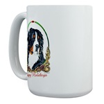 Bernese Mountain Dog Mugs or Stein