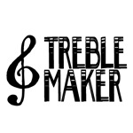 Treble Maker T-shirts and gifts.