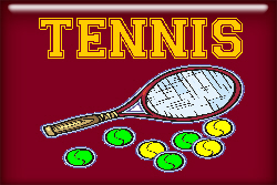 Tennis T-shirts and gifts.