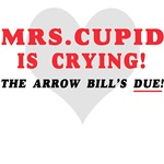 MRS. CUPID IS CRYING