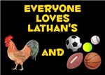 Everyone Loves Lathan's Cock/Balls (Style D)