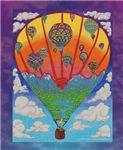 Hot Air Balloons, #28Knot