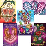Knotworks Valentine **Collection**