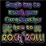 Grandma ROCKS!