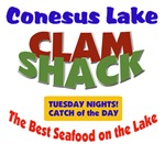 Conesus Lake Clam Shack