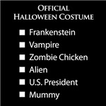 Official Halloween Costume