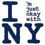 I'm Just OK with NY