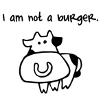 I am not a burger.